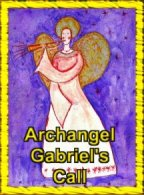 Angel Gabriel  Angel Essence by Hazel Raven