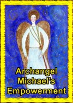 ArchAngel Michael  Angel Essence by Hazel Raven