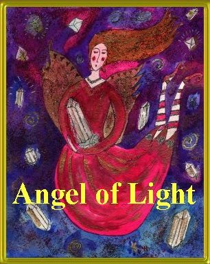 Angel Of Light  Angel Essence by Hazel Raven