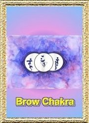 Brow Chakra  Angel Essence by Hazel Raven