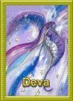 Deva  Angel Essence by Hazel Raven