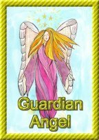 Guardian Angel  Angel Essence by Hazel Raven