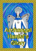 ArchAngel Haniel  Angel Essence by Hazel Raven