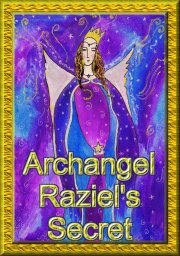 ArcjAngel Raziel  Angel Essence by Hazel Raven