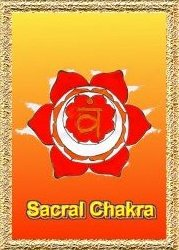 Sacral Chakra  Angel Essence by Hazel Raven