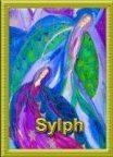 Sylph  Angel Essence by Hazel Raven